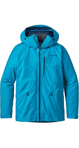 Patagonia M's Snowshot Jacket Grecian Blue